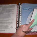 How to Organize Instruction Manual Clutter