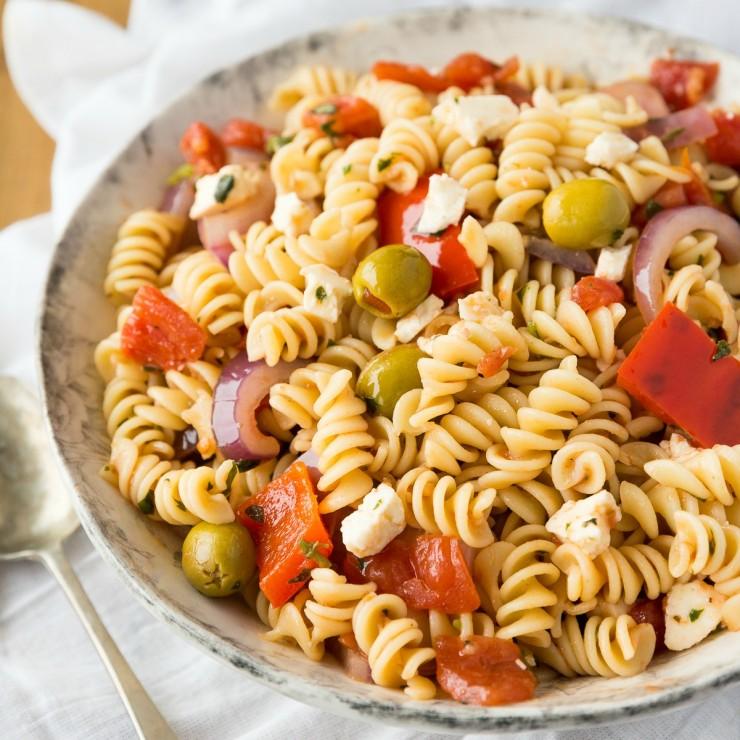 Calabrese Pasta Salad