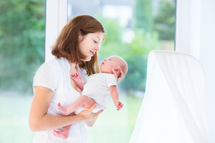 Saving money in the first year of your baby's life