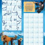 Free Ice Age: Continental Drift Activity Sheets