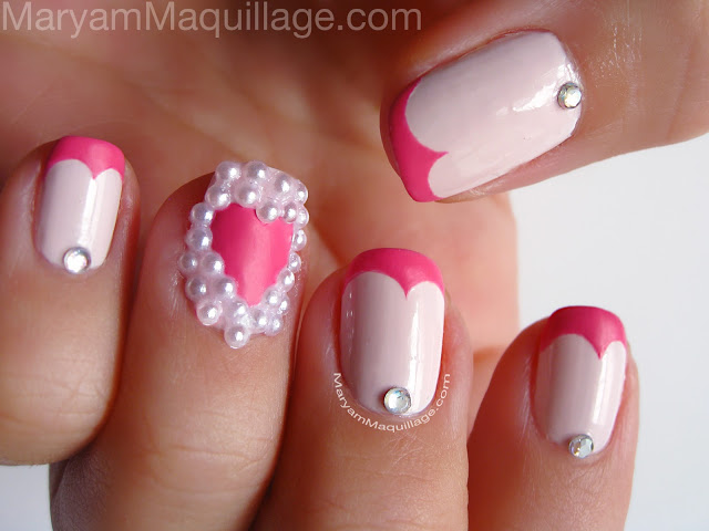 Hearts, Diamonds and Pearls