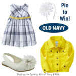 Stock up and Save @OldNavyCA + Pin to Win Sweeptstakes! #ONKidtacular