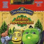 Chuggington: Safari Adventures DVD Review and Giveaway