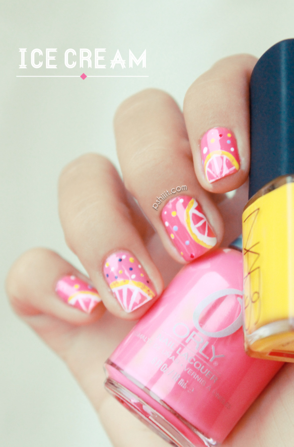 Fresh Nail Art For Spring And Summer