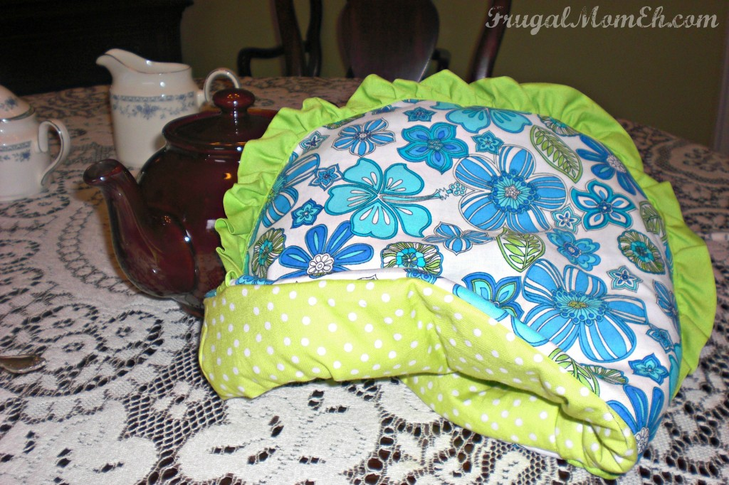 DIY Tea Cozy