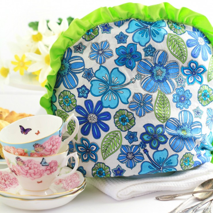 Tea Cozy Sewing Project