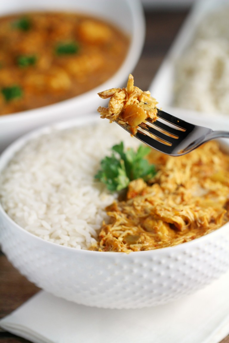 chicken curry Chicken curry - delicious and authentic chicken curry recipe with chicken, curry paste, and coconut milk chicken curry has never been this good.