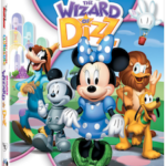 Mickey Mouse Clubhouse: Minnie's The Wizard Of Dizz DVD Review
