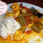 Caribbean Okra and Shrimp Recipe