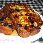 Blueberry Muffin Bread French Toast Recipe