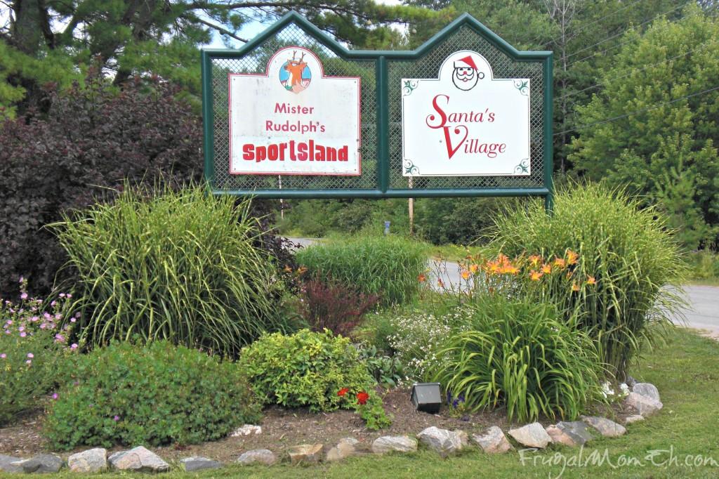 Santa's Village in Bracebridge, ON
