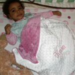 Sun 7 Designs Personalized and Custom Designed Baby Blankets