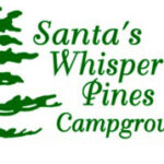 Family Camping at Santa's Whispering Pines Campground