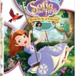 Sofia The First: Ready To Be A Princess DVD Review