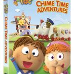 "Tickety Toc ""Chime Time Adventures"" DVD Review & Giveaway"