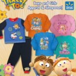 Tickety Toc Apparel & Sleepwear Now Available in Canada!  #Giveaway