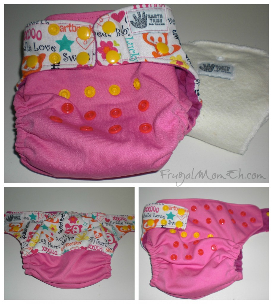 earth tribe baby pocket diaper