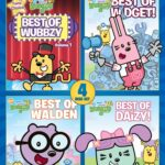 Wow! Wow! Wubbzy!: Best of Collection DVD Review & Giveaway