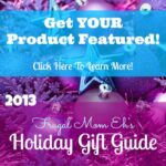Frugal Mom Eh's Holiday Gift Guide 2013 – Now Accepting Submissions!