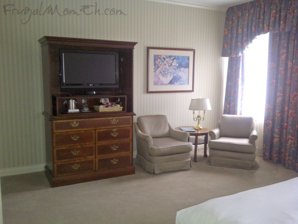 King Edward Hotel Room