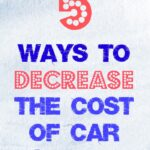 5 Ways to Decrease the Cost of Car Insurance  #AutoXplained