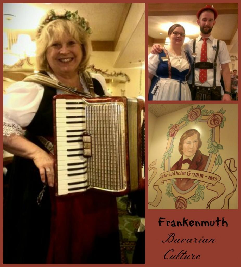 Bavarian collage