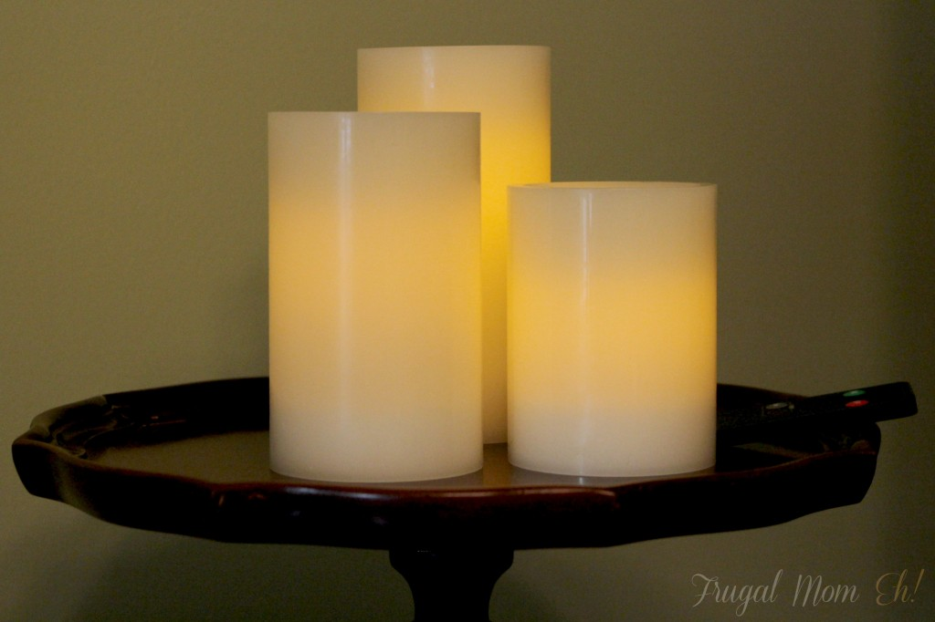 Flameless Candles by Candle Impressions