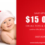Check out BabyOrganicJoy.ca for Organic Gifts for your Little Ones! #FMEGifts