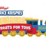 Rice Krispies Treats for Toys #TreatsForToys