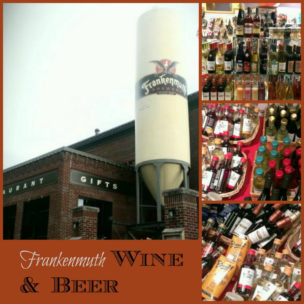 Frankenmuth Wine and Beer