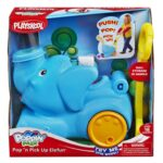 Playskool Poppin' Park Pop 'n Pick Up Elefun Toy #FMEGifts