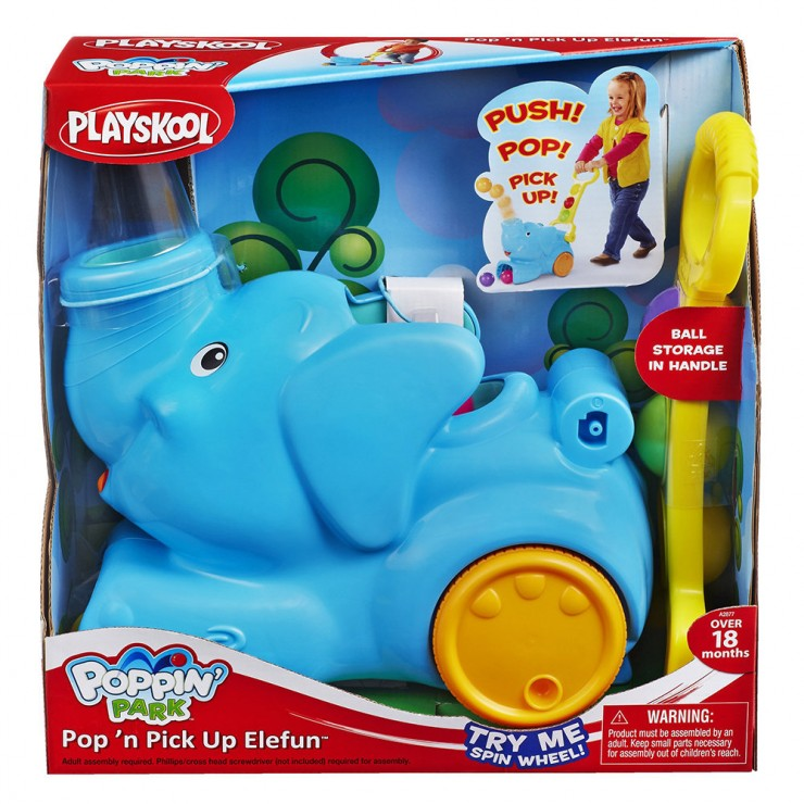 Playskool Toy Food : Playskool poppin park pop 'n pick up elefun toy fmegifts