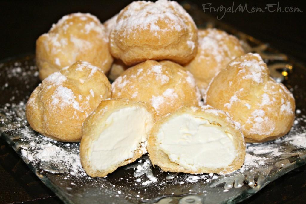 Our Finest Cream Puffs