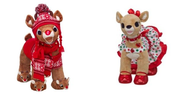 Give a Gift to Remember from Build-A-Bear Workshop #FMEGifts ...