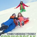 5 Family and Budget Friendly Spring Break Staycation Ideas