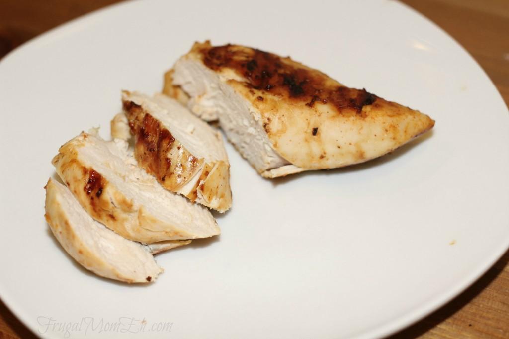 Quick & Easy Piri Piri Chicken Breast