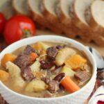 Jamaican Pumpkin Beef Soup