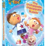Tickety Toc: The Unstoppable, Unpoppable Bubble DVD #Giveaway