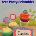 Dr Seuss Free Party Printables
