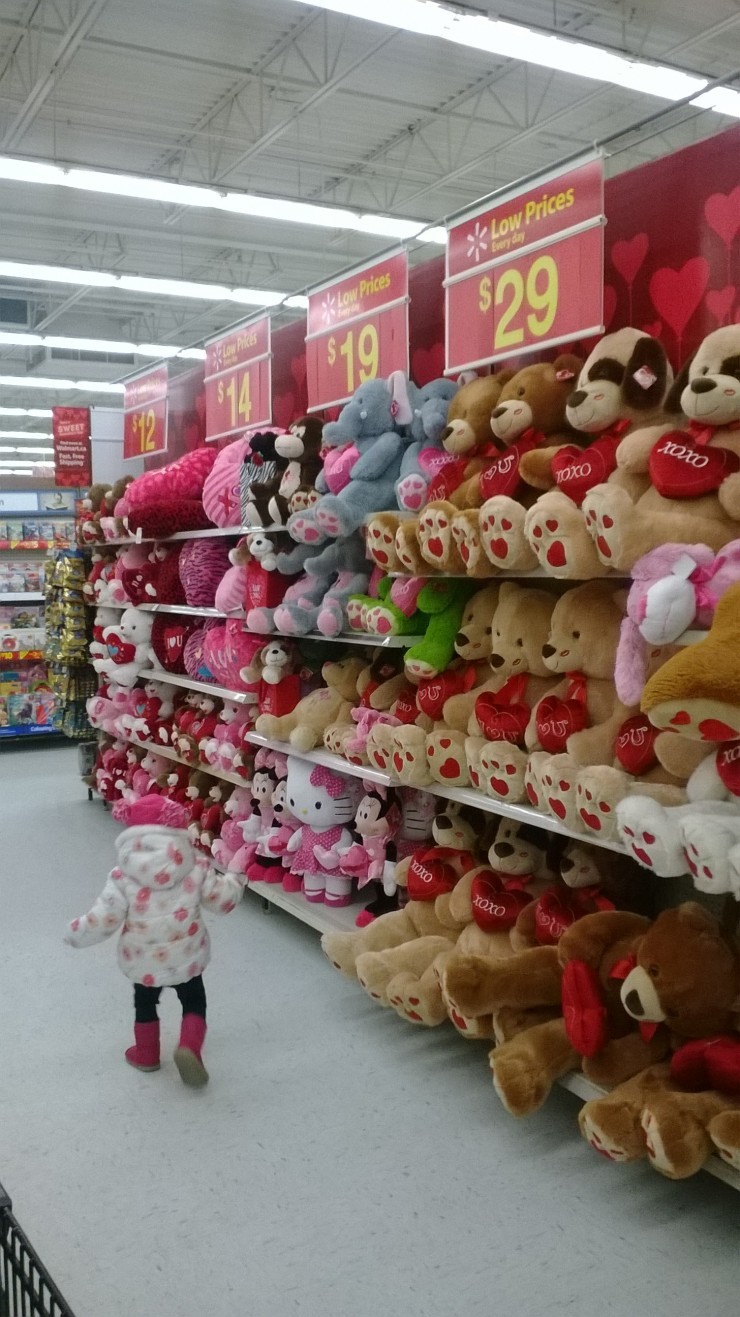 Sharesomelove With Walmart This Valentine S Day Frugal Mom Eh