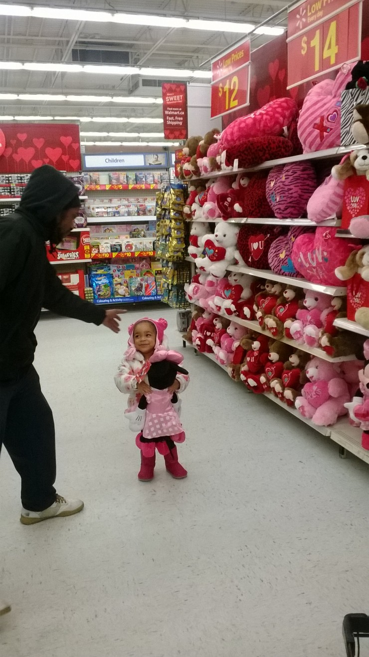#ShareSomeLove With Walmart This Valentineu0027s Day