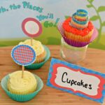 Oh, the Places You'll Go! Cupcakes