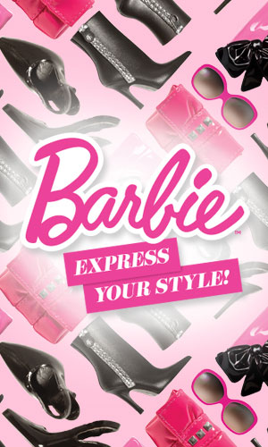 Express Your Style with Barbie my Dreams