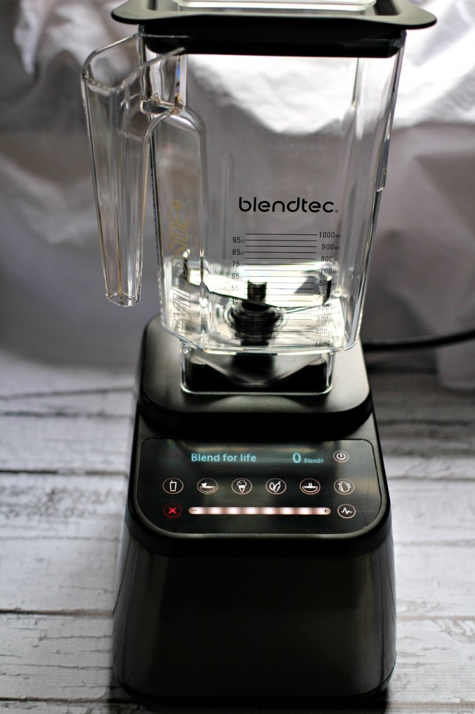 The Blendtec Designer 725 Blender