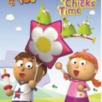 Tickety Toc Spring Chicks Time DVD #Giveaway