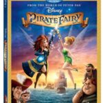 The Pirate Fairy Blu-Ray Review & Free Printables!