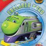 Chuggington: Explorer Koko DVD  #Giveaway