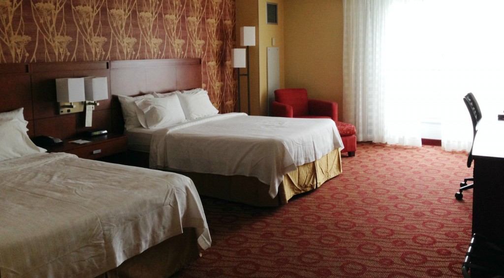 Get Wonderstruck at the Courtyard by Marriott Niagara Falls