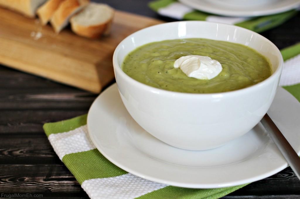 Vegan Creamy Broccoli Soup