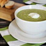 Vegan Creamy Broccoli Soup